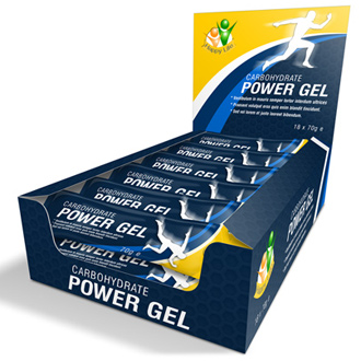 Energy Gel Counte Top Display Box-mockup